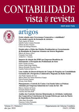 Visualizar v. 21 n. 2 (2010): Volume 21  Numero 2  Abr./Jun.  2010
