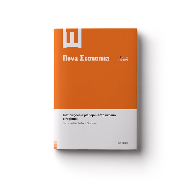 Visualizar v. 26 (2016): Nova Economia Volume 26, Número Especial