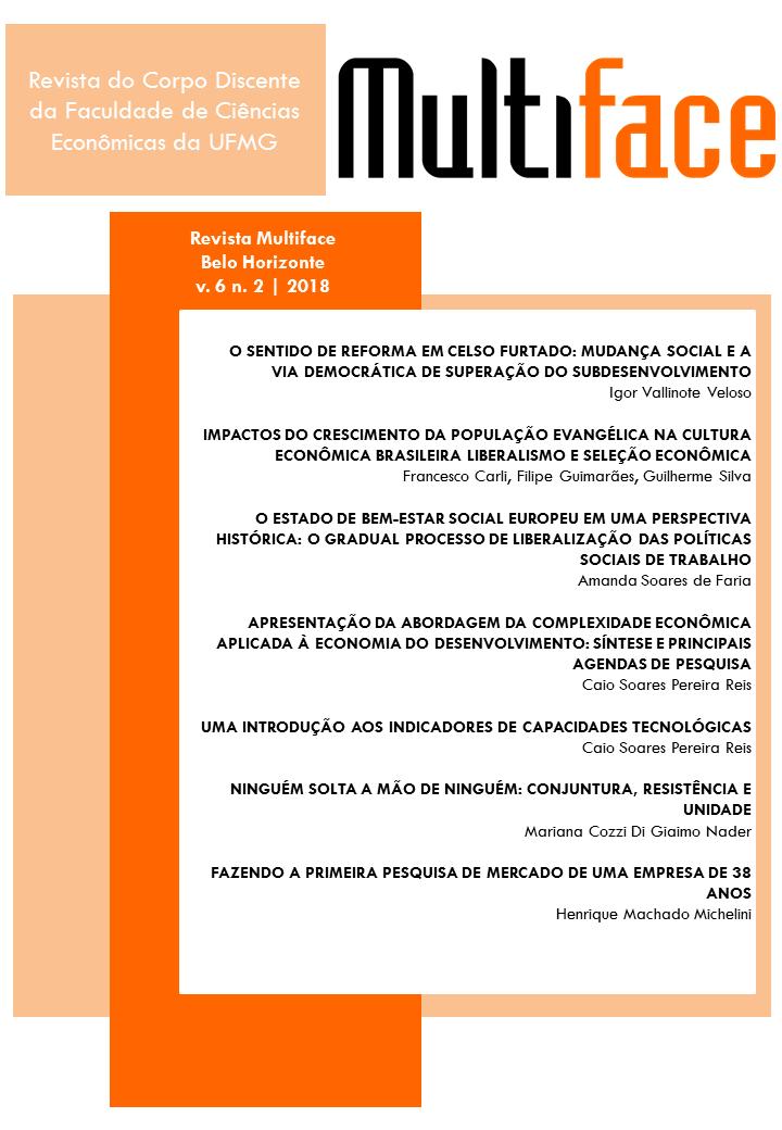 Visualizar v. 6 n. 2 (2018)